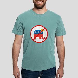 No Trump, Republican elephant T-Shirt