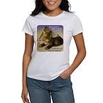 Cats in Egypt Women's T-Shirt