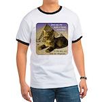 Cats in Egypt Ringer T