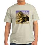 Cats in Egypt Light T-Shirt