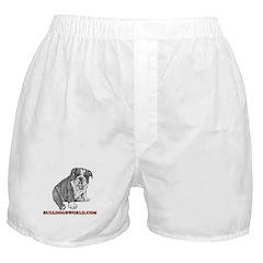 Red Logo Boxer Shorts