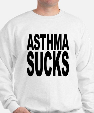 Asthma Sucks Sweatshirt