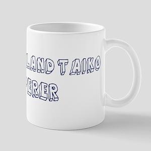 Chatham Island Taiko Whispere Mug