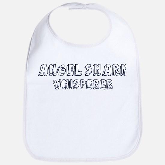 Angel Shark Whisperer Bib