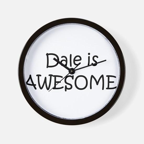 Cute Dale Wall Clock