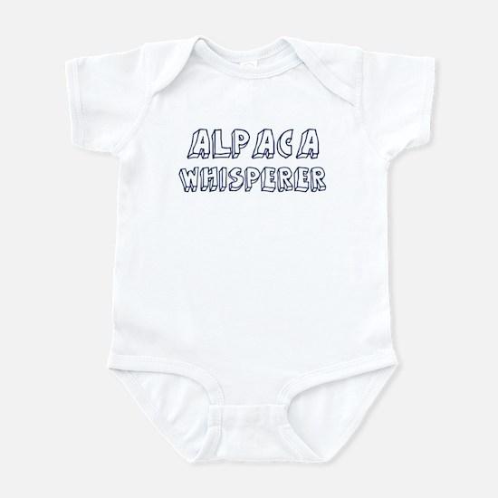 Alpaca Whisperer Infant Bodysuit