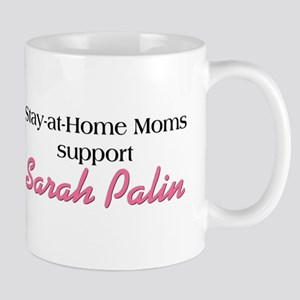 SAHM support Sarah Palin Mug