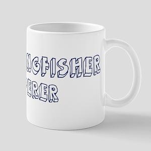 Belted Kingfisher Whisperer Mug