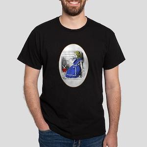 White Rabbit, Come Back! Dark T-Shirt