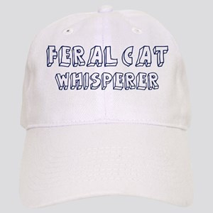 Feral Cat Whisperer Cap