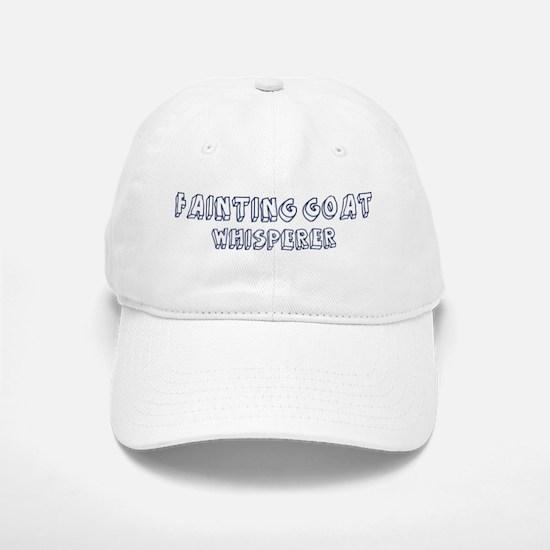 Fainting Goat Whisperer Baseball Baseball Cap
