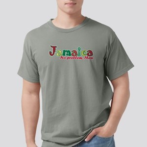 Jamaica No Problem Mens Comfort Colors® Shirt