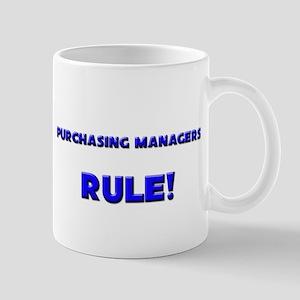 Purchasing Managers Rule! Mug