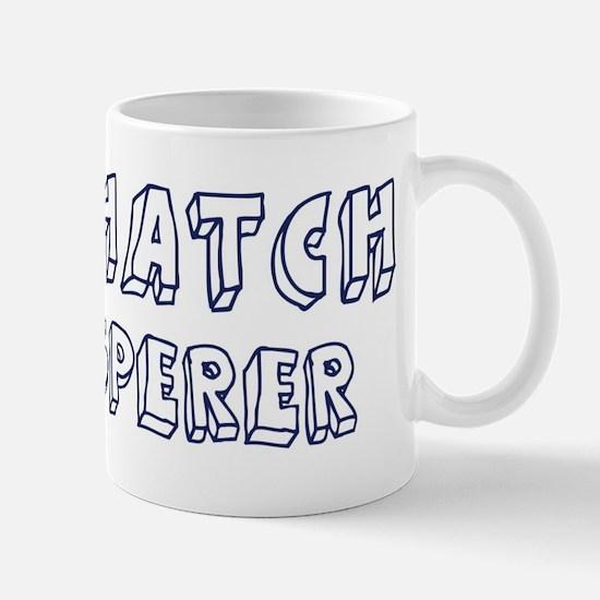 Nuthatch Whisperer Mug