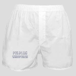 Pelican Whisperer Boxer Shorts