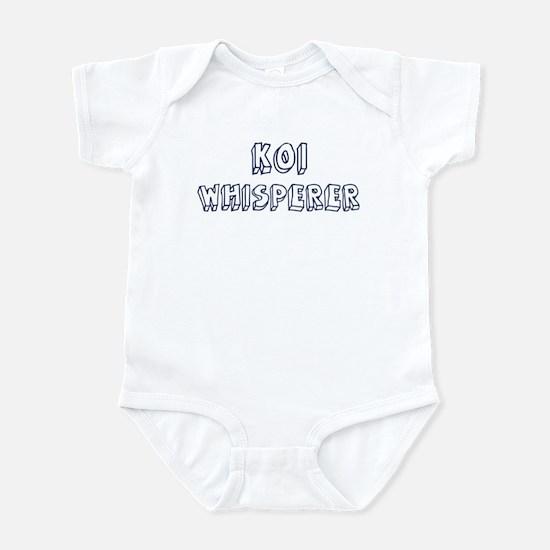 Koi Whisperer Infant Bodysuit