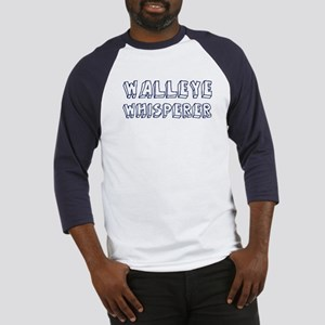 Walleye Whisperer Baseball Jersey