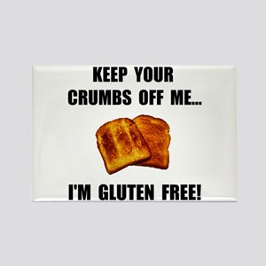 Crumbs Off Me Gluten Free Magnets