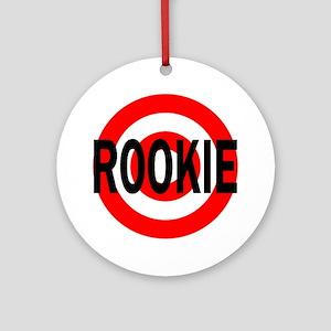 Rookie Target Keepsake (Round)