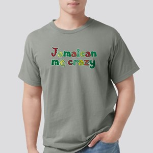 Jamaican Me Crazy Mens Comfort Colors® Shirt