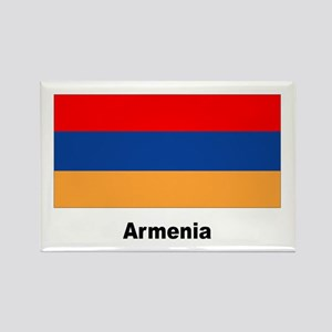 Armenia Armenian Flag Rectangle Magnet