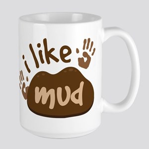I Like Mud Stainless Steel Travel Mugs