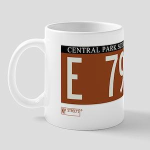 79th Street in NY Mug