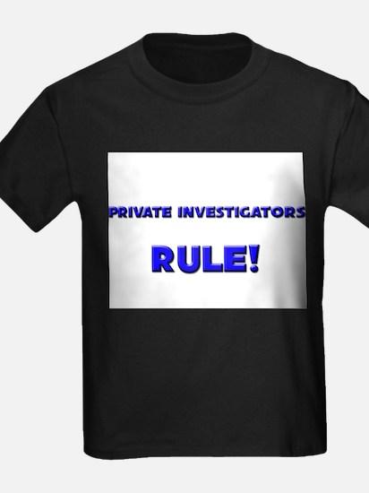 Private Investigators Rule! T