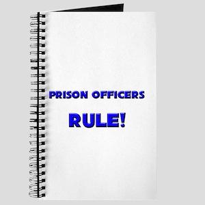 Prison Officers Rule! Journal