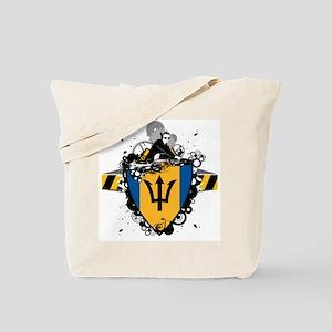 Hip Barbados Tote Bag