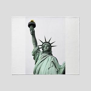 American Queen Throw Blanket