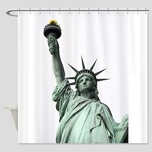 American Queen Shower Curtain