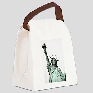 American Queen Canvas Lunch Bag
