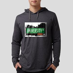 University Ave Long Sleeve T-Shirt