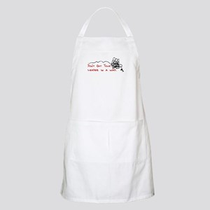 Fly Fishing Leader BBQ Apron
