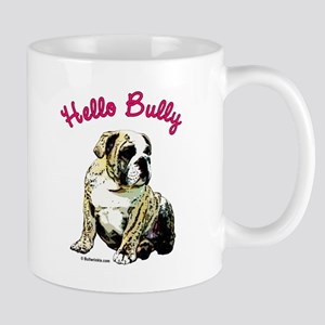 Hello Bully Puppy Mug