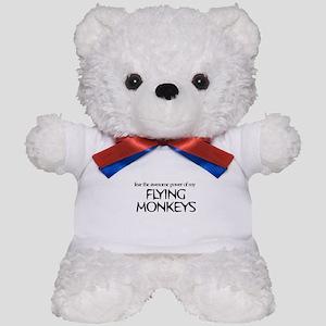 Flying Monkeys Teddy Bear
