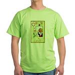 Celtic Halloween Green T-Shirt