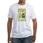 Celtic Halloween Fitted T-Shirt