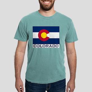 Colorado Flag Gear Ash Grey T-Shirt