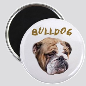 25027783d38 Bulldog Sayings Magnets - CafePress