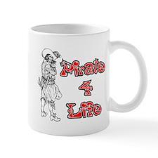 Pirate For Life Mug