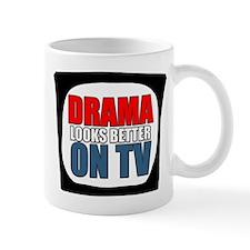 Drama On TV Mug