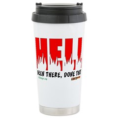 Hell Stainless Steel Travel Mug