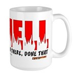 Hell Large Mug