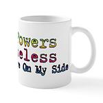 Your Powers Are Useless Mug