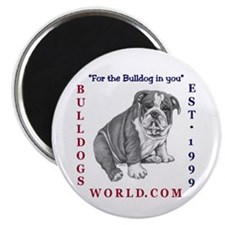 Bulldog magnets