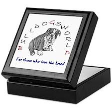Bulldogsworld Keepsake Box