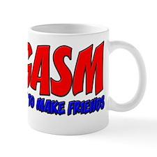 Orgasm Mug