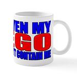 Even My Ego Mug